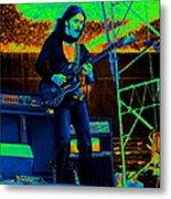 Mrdog #87 In Cosmicolors 2 Metal Print