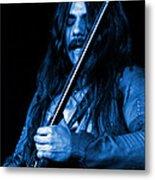 Mrmt #1 In Blue Metal Print