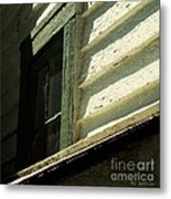 Mrs. Cameron's Window Metal Print