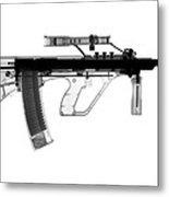 Msar Stg-556 Metal Print
