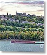 Mt Adams Cincinnati 9919 Metal Print