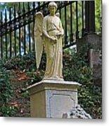 Mt Auburn Cemetery 3 Metal Print