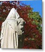 Mt Auburn Cemetery 8 Metal Print