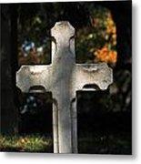 Mt Auburn Cemetery 9 Metal Print