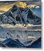 Mt Lhotse Metal Print