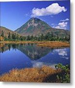 Mt Rausudake Hokkaido Japan Metal Print