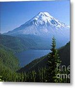 Mt. Saint Helens Metal Print