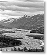 Mt. St. Helen's National Park Metal Print
