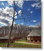 Mt Vernon - 01134 Metal Print by DC Photographer