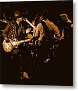 Mtb Jamming 1976 Metal Print