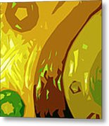 Mudlark Panel 2 Metal Print