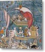 Mughal - Noah's Ark Metal Print