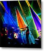 Mule #35 Psychedelically Enhanced 2 Metal Print