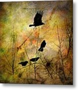 Muliti-colored Dreams Metal Print