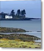 Mull In The Evening Metal Print