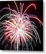 4th Of July Fireworks 8 Metal Print