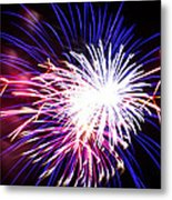 4th Of July Fireworks 15  Metal Print