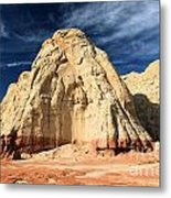 Multi-colored Mound Metal Print
