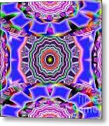 Multifaceted Metal Print