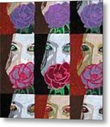 Multiple Personalities Metal Print