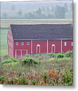 Mummasburg Road Farm 2706 Metal Print