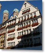 Munich City Metal Print