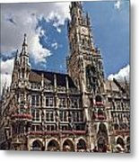 Munich Germany Metal Print
