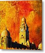 Municipal Corporation Karachi Metal Print