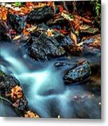 Munising Falls IIi Metal Print