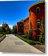 Murrow Hall - Washington State University Metal Print