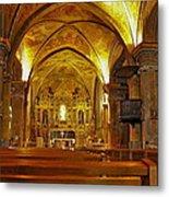 Musee Franciscain Et Monastere De Cimiez Metal Print