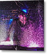 Mushroomhead He'd 2 Hed 2 At Backstage Live Metal Print