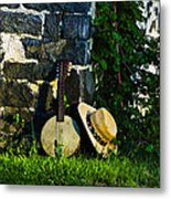 Music In The Morning Metal Print