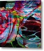 Music Of The Heart Metal Print