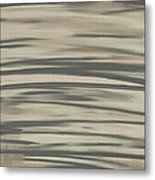 Muted Shades Metal Print