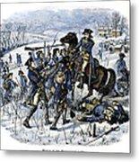 Mutiny: Anthony Wayne 1781 Metal Print by Granger