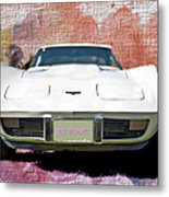 My Baby - Featured In Vehicle Enthusiasts Group Metal Print