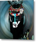 My Best  Mahu Friend  Metal Print