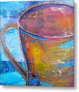 My Cup Of Tea Metal Print