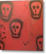 Devil At Large Metal Print