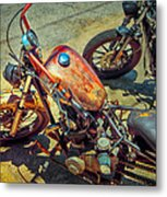 My Dirty Habit Metal Print by William Schmid