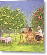 My Family And Other Animals Metal Print