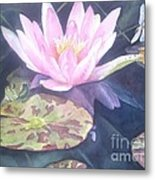 My Handsome Prince Metal Print by Patricia Pushaw