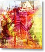 My Heart Belongs To You Ocean Metal Print by PainterArtist FIN
