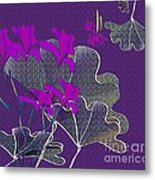 My Irises Metal Print