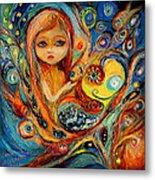 My Little Mermaid Betsy Metal Print