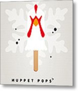 My Muppet Ice Pop - Camilla Metal Print by Chungkong Art