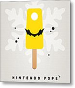 My Nintendo Ice Pop - Wario Metal Print by Chungkong Art