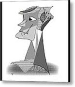 My Picasso Metal Print