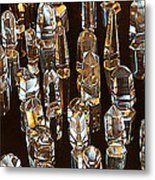 My Quartz Crystal Collection Metal Print